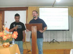 Training Pastors in Brazil